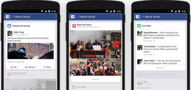 """Facebook geliştirdiği """"Trending"""" ile yeni haber merkezimiz olmayı çok istiyor"""