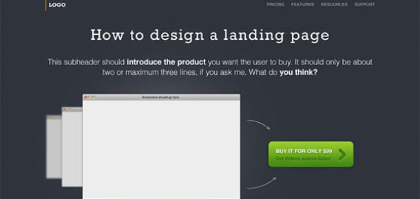 Landing Page (Açılış Sayfaları) nasıl olmalı? – Yol Haritası