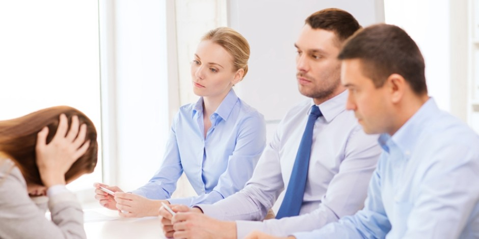 Kaçınmanız gereken 5 iş görüşmesi hatası