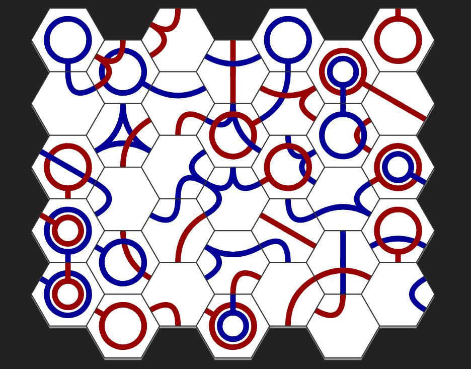 curvy puzzle