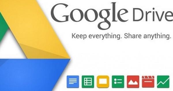 Google Drive Microsoft Office programlarını tahtından ediyor