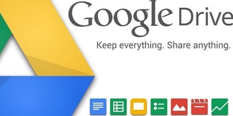 Google Drive'ın öne çıkan 7 özelliği
