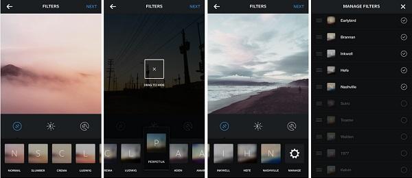 instagram-filtre-yonetimi