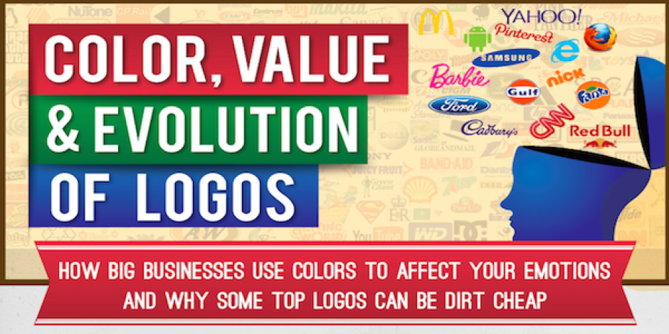 Markanıza logo seçmeden önce bu logoları ve renkleri incelemelisiniz [infografik]
