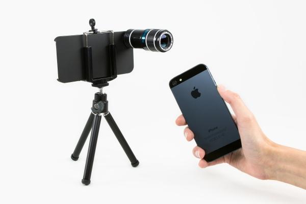 iPhone Telephoto Lens