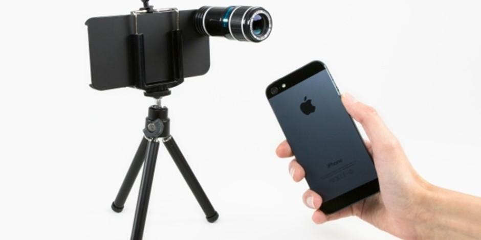 iPhone fotoğrafçıları için 5 faydalı aksesuar