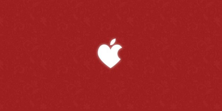 Apple'dan Sevgililer Günü hatası