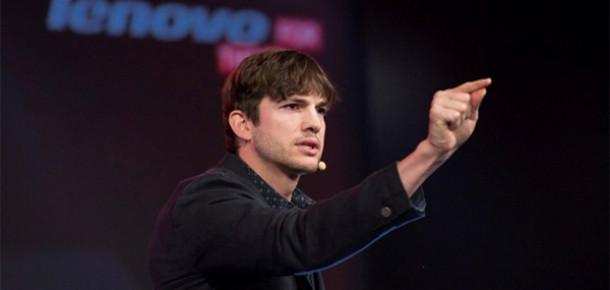 Ünlü oyuncu ve yatırımcı Ashton Kutcher'dan tavsiyeler