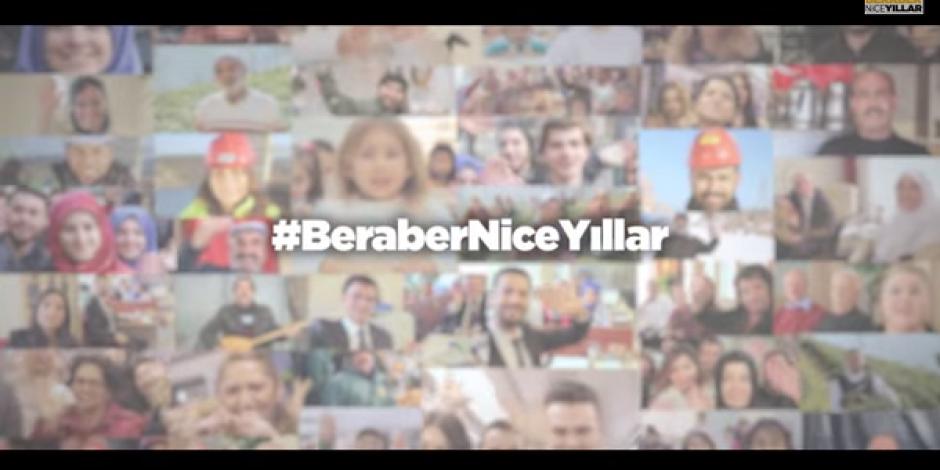 Sosyal medyanın gündemi: Cumhurbaşkanı'na YouTube'dan doğum günü kutlaması