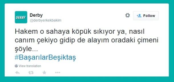 Sosyal medyanın gündemi olan Beşiktaş'a markaların paylaşımları