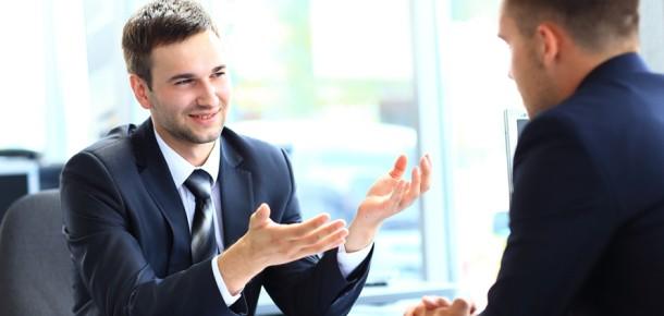 İş görüşmelerinde vücut dilinizi kullanarak öne çıkmanızı sağlayacak 5 ipucu