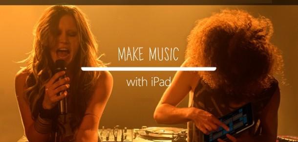 Apple'dan müzik odağında yeni iPad reklam filmi