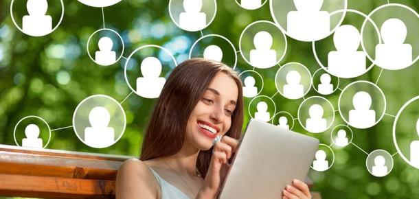 Sosyal ağlardaki arkadaş sayınız iletişim konusundaki başarınızı yansıtıyor mu?