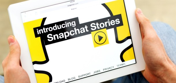 Snapchat'ten satışa yönlendirmek