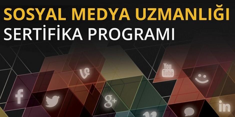 Sosyal Medya Uzmanlığı Sertifika Programı'nda son 5 kontenjan