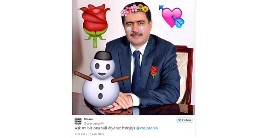 Karla birlikte gençlerin 14 Tweet'le sosyal medya gündemi: Vasip Şahin