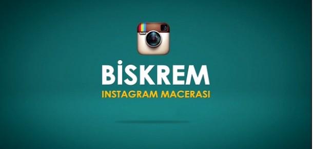 Biskrem'in Instagram Macerası kampanyasına detaylı bakış