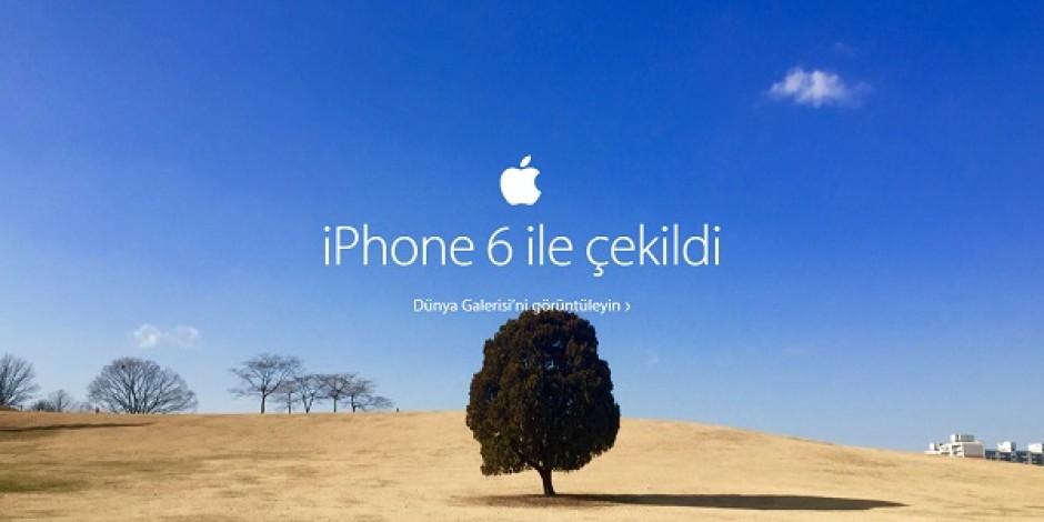 Apple'ın ana sayfasında öne çıkardığı iPhone 6 ile çekilmiş 8 ilgi çekici fotoğraf