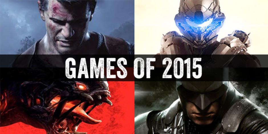 2015 yılında yayınlanacak 40 yeni oyun [infografik]