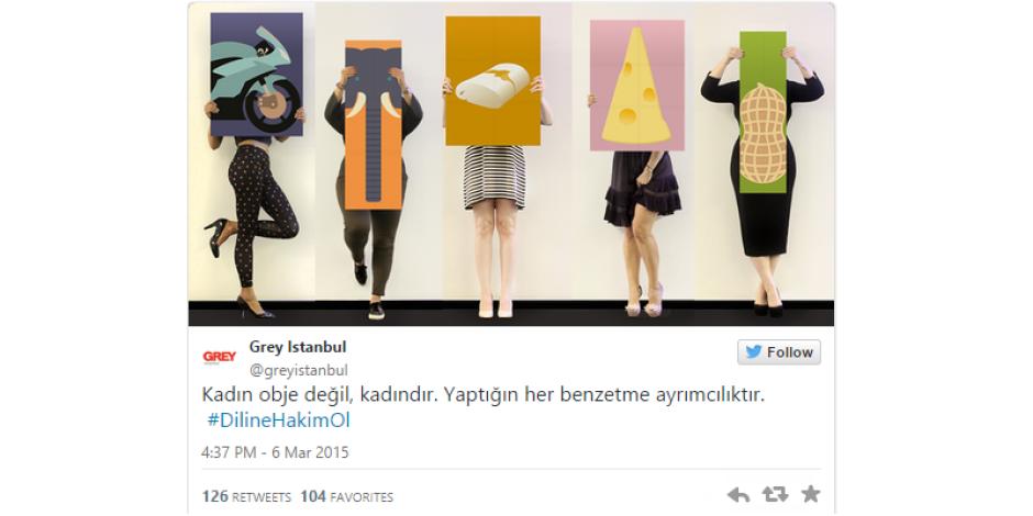 Sosyal Medyada markaların dikkat çeken Kadınlar Günü paylaşımları