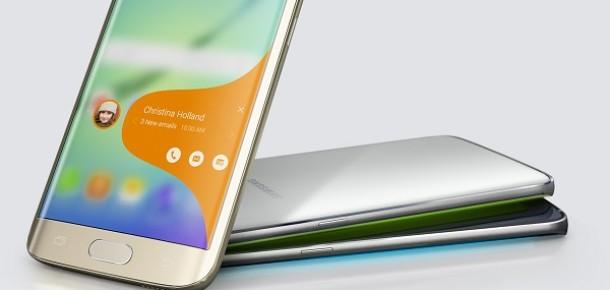 Samsung Galaxy S6 ve S6 edge'i özellikleriyle birlikte tanıttı