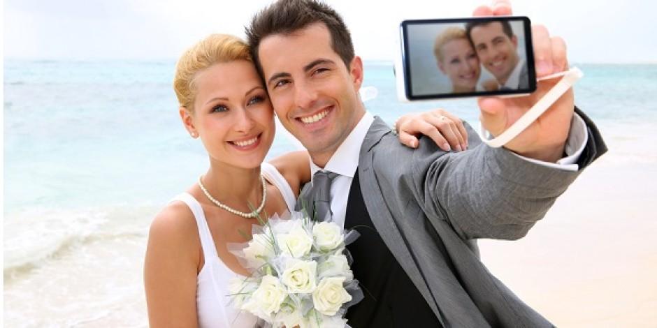 Evlenirken yükünüzü hafifletecek sosyal medya önerileri
