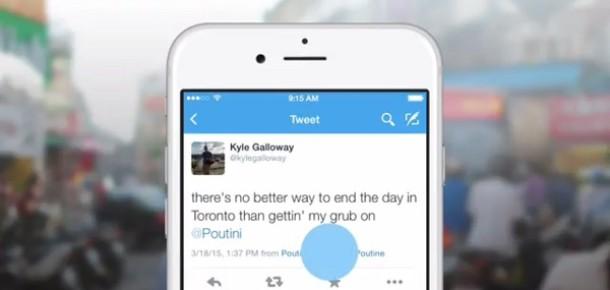 Twitter, konum paylaşım özelliğini Foursquare'e teslim etti