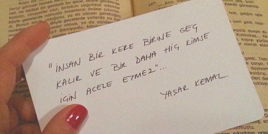 Yaşar Kemal'in İnce Memed'in ötesinde bizlere kazandırdıkları