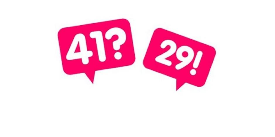 41? 29! ve Grey birleşerek 4129Grey oluyor