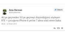 Cumhurbaşkanı'nın 4G'yi atlayarak 5G'ye geçme teklifine sosyal medyadan ilginç paylaşımlar