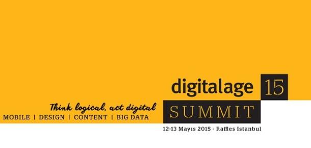 Digital Age Summit 2015'e katılmak isteyenler için 5 davetiye