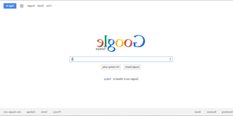 Google'ın bugüne özel hazırladığı 1 Nisan şakaları