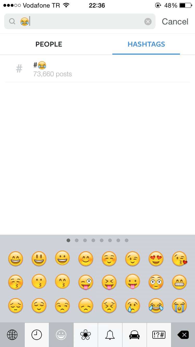 haykırarak gülen emoji