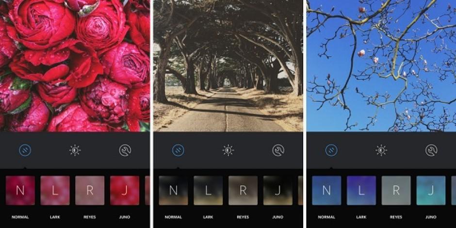 Instagram'da 3 yeni filtre ve Emoji etiket kullanımı
