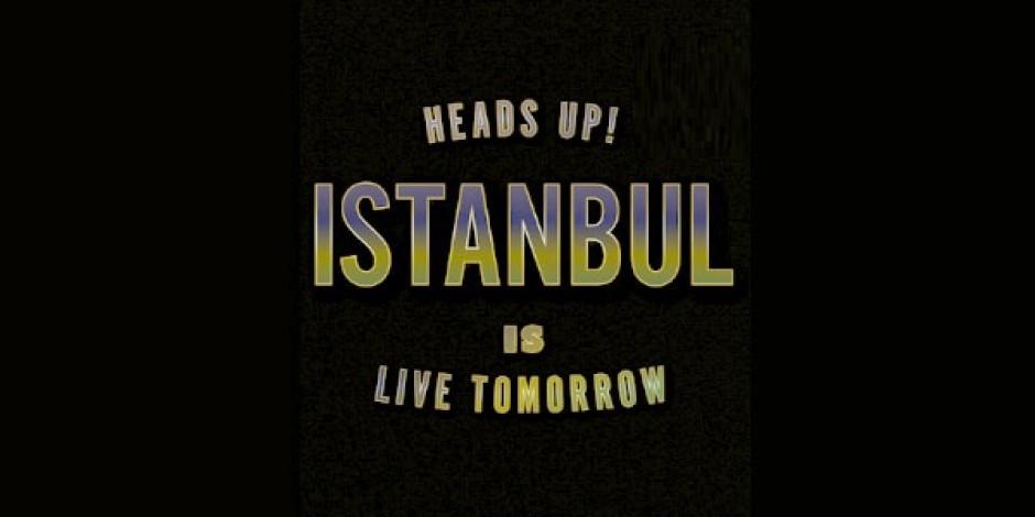 Snapchat İstanbul'da