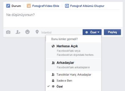 facebook hedef kitle