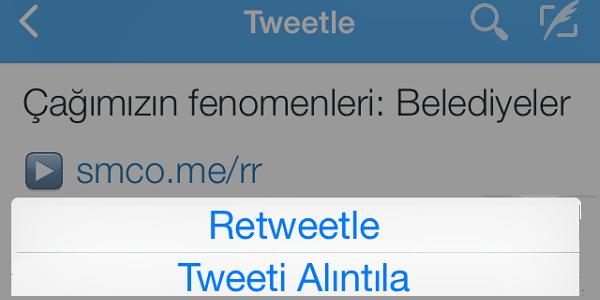 tweeti-alintila
