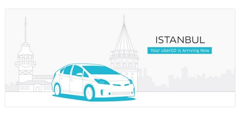 UBER yeni servisi uberGO ile taksiden ucuz