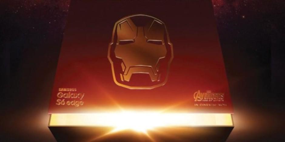 Iron Man, Galaxy S6 Edge Arc Reactor şarjla geliyor