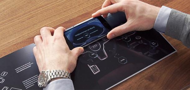 Audi'den araç kataloğunu dijitalleştiren artırılmış gerçeklik kampanyası