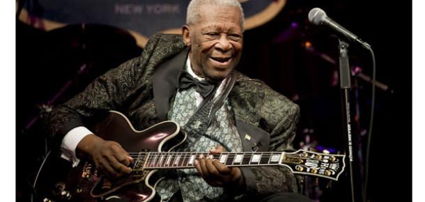 12 Tweet'le Blues'un Kral'ı B.B. King'e Veda
