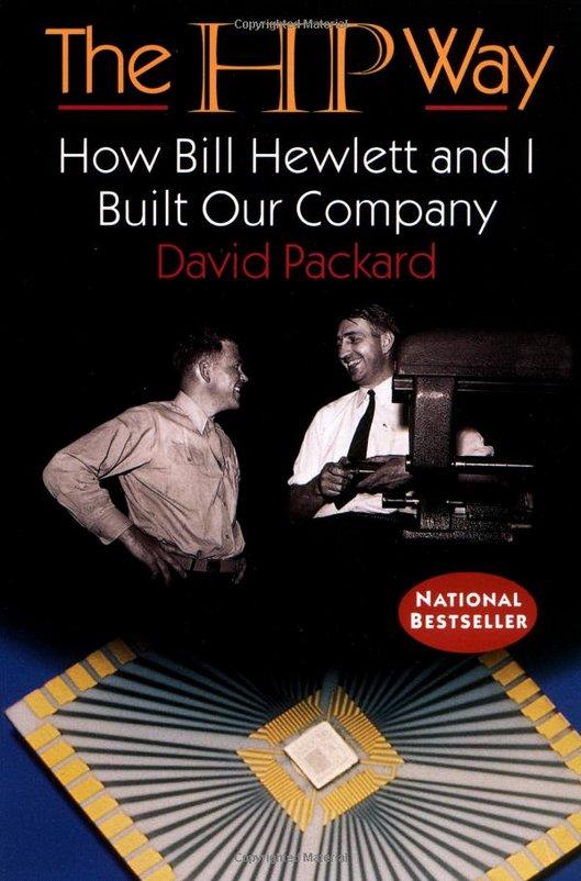 david-packard-the-hp-way