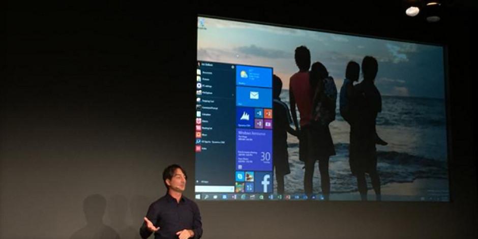 Windows 10'un Müzik Uygulaması'nın tasarımı dikkat çekti