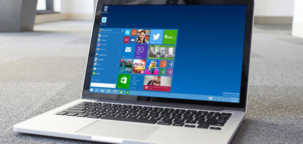 Mükemmel melez: MacBook'ta Windows 10 kullanmak