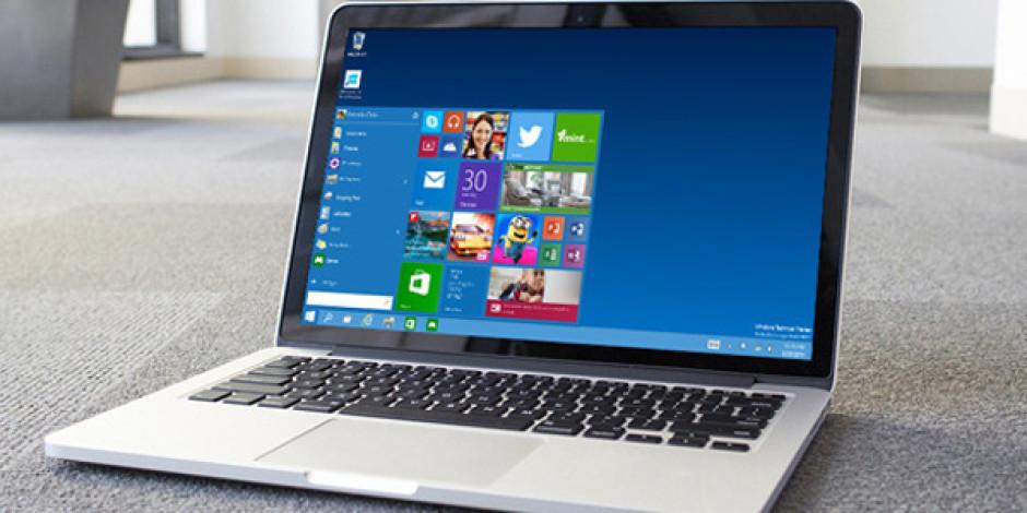 Mükemmel melez: MacBook'ta Windows 10 kullanmak