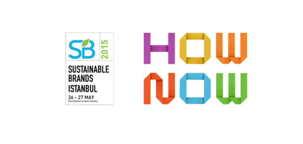 Sustainable Brands 2015 İstanbul'a 3 davetiye