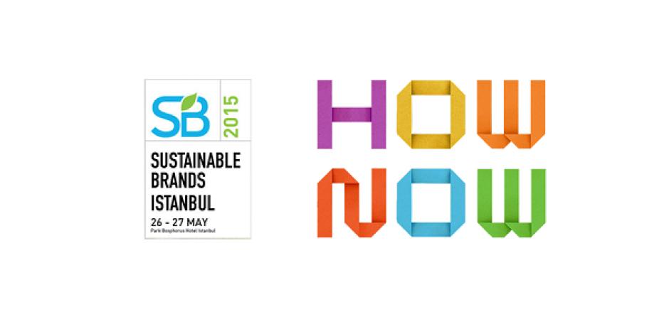 Sustainable Brands 2015 İstanbul'a 3 davetiye