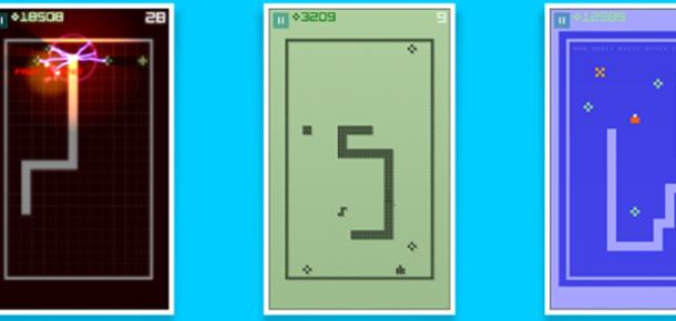 Bir dönemin fenomen oyunu Snake akıllı telefonlarımıza geliyor