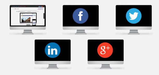 İnternet sitenizi sosyalleştirmenin en kolay 5 yolu