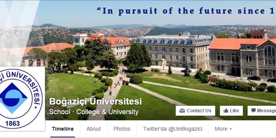 Türkiye'deki üniversitelerin Sosyal Medya karnesi